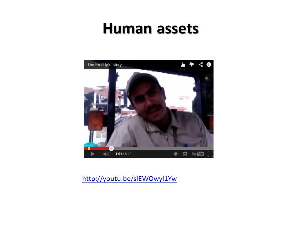Human assets http://youtu.be/slEWOwyl1Yw
