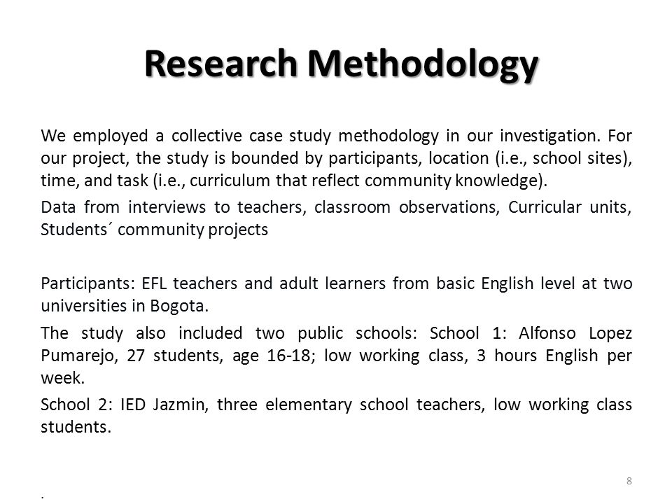 Community-based Pedagogies Framework Research Observation of community practices Community scanning /mapping Investigating Community Knowledge and practices Funds of Knowledge Examining how Curriculum is constructed, for whom.