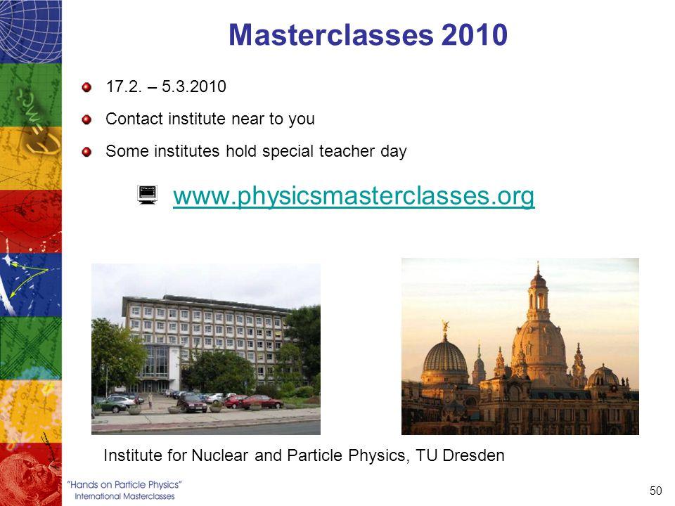 50 Masterclasses 2010 17.2.