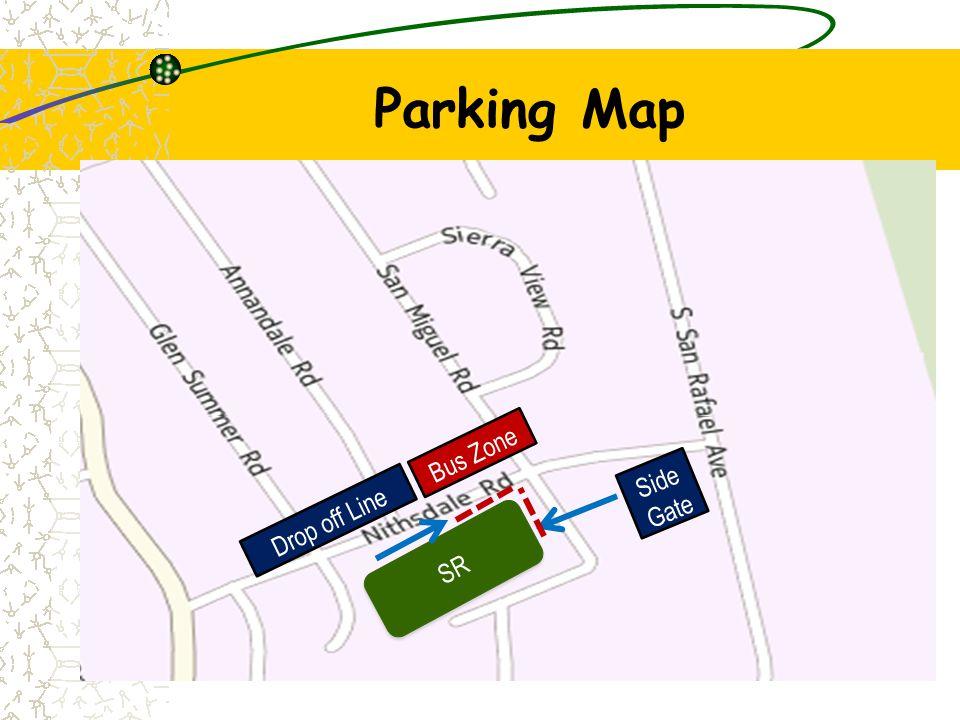 Driving Map SR