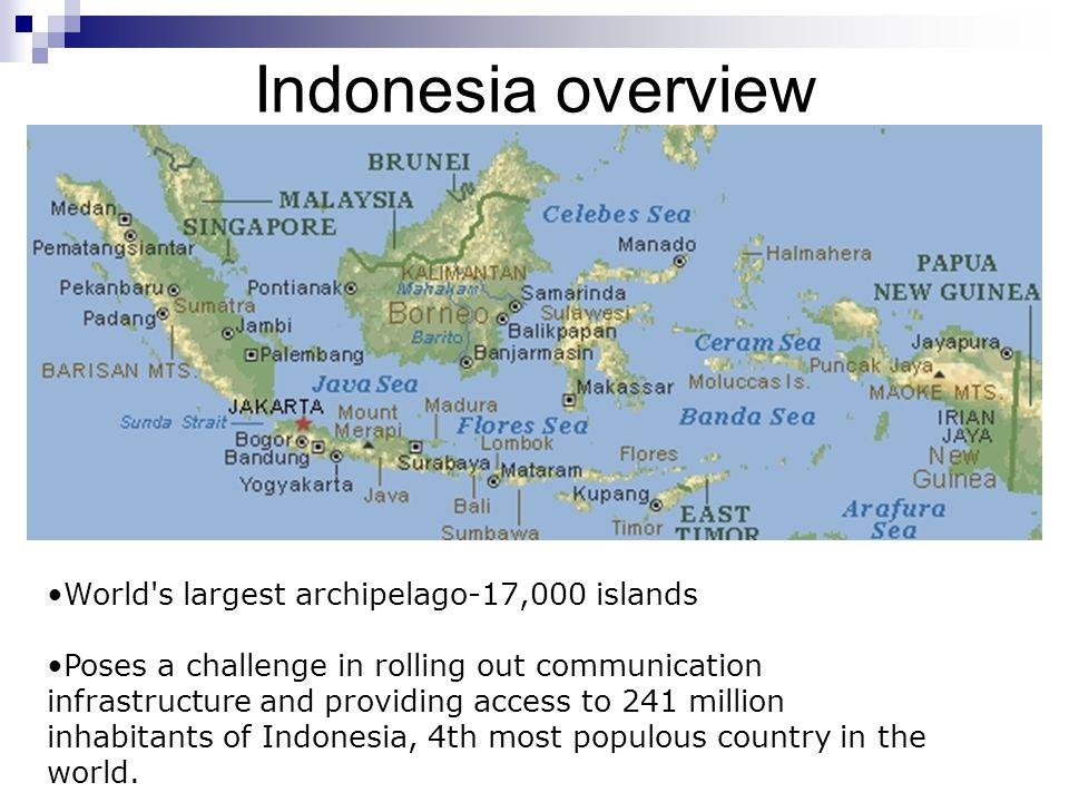 Data from Indonesian ISP provider & BSNL, India BandwidthIndonesiaIndiaRatio 64 KbpsUS$393US$1283.0:1 128 KbpsUS$639US$2302.8:1 256 KbpsUS$1180US$3963.0:1 512 KbpsUS$2596US$6124.2:1 1 MbpsUS$3776US$9703.9:1