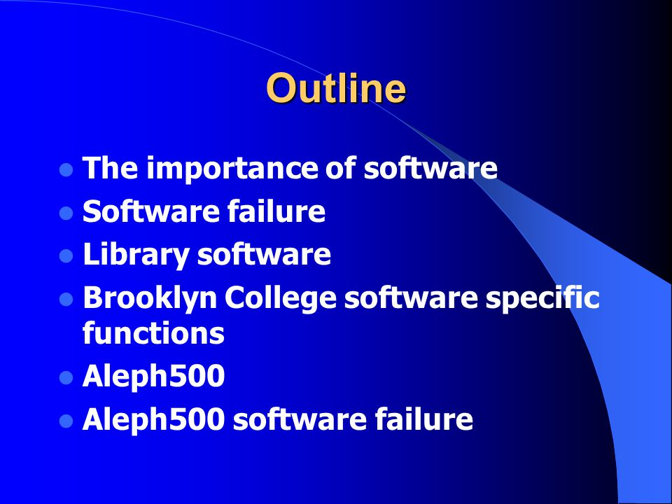 Some companies that offer automated library software Checkpoint MARC cataloging software Athena version 7.1 Winnebago Spectrum 4.0 All above are SydneyPLUS Horizon cataloging software Follet software ITS International Voyager MANDARIN M3 Version 1.5