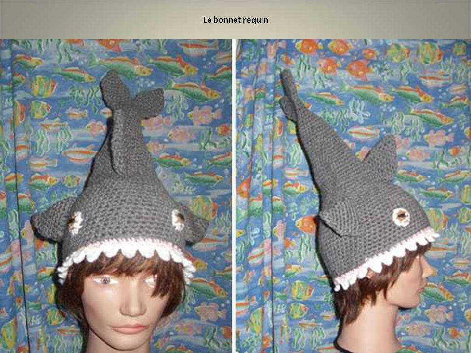 Le bonnet requin