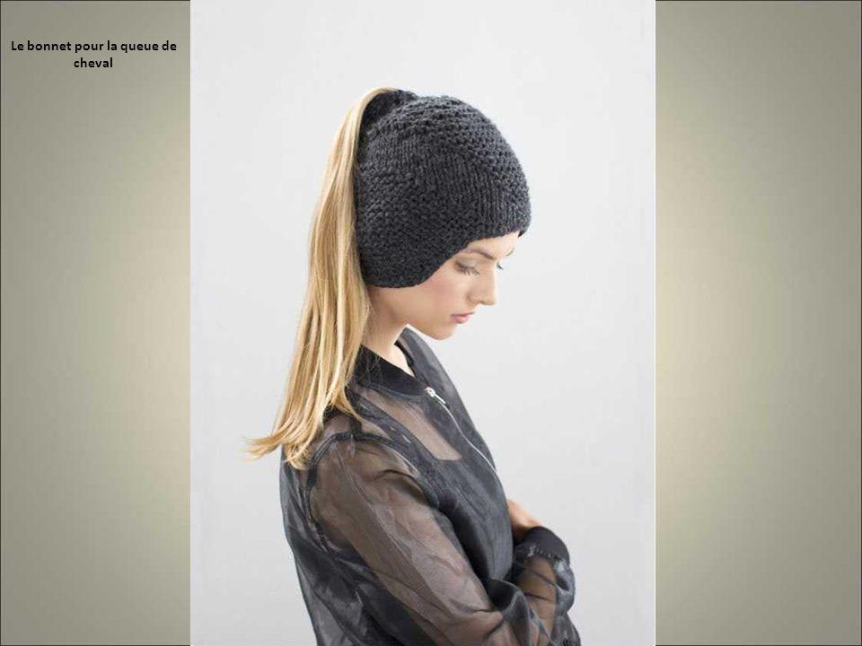 Le bonnet pour la queue de cheval