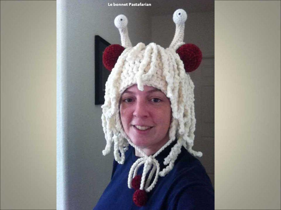 Le bonnet Pastafarian
