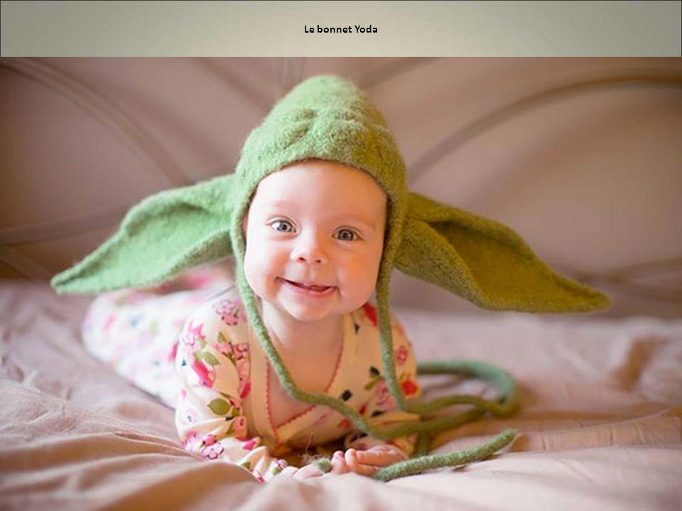 Le bonnet Yoda