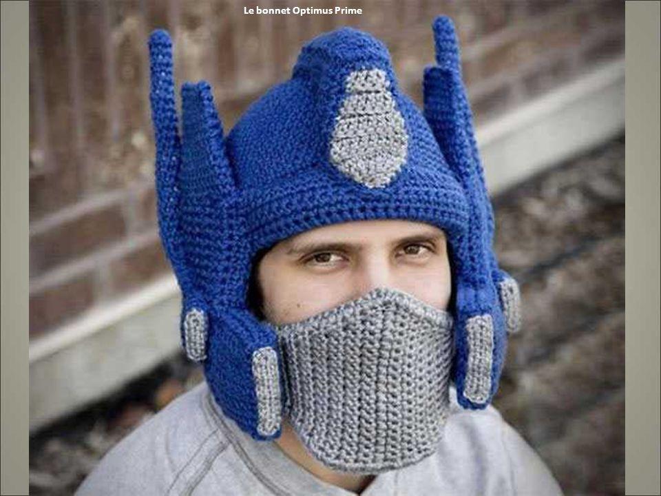 Le bonnet Optimus Prime