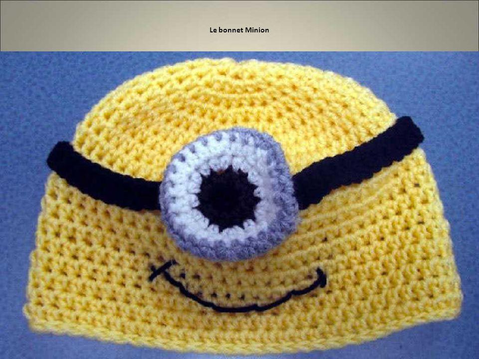 Le bonnet Minion