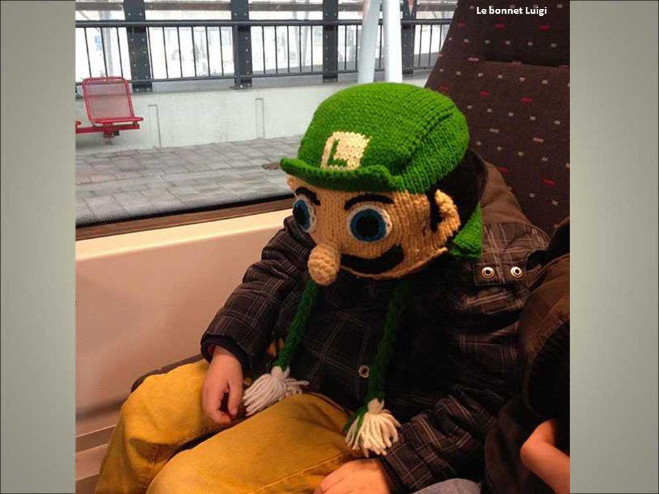 Le bonnet Luigi