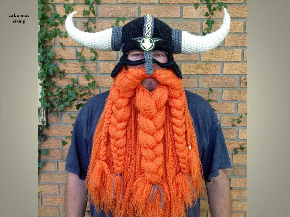 Le bonnet viking