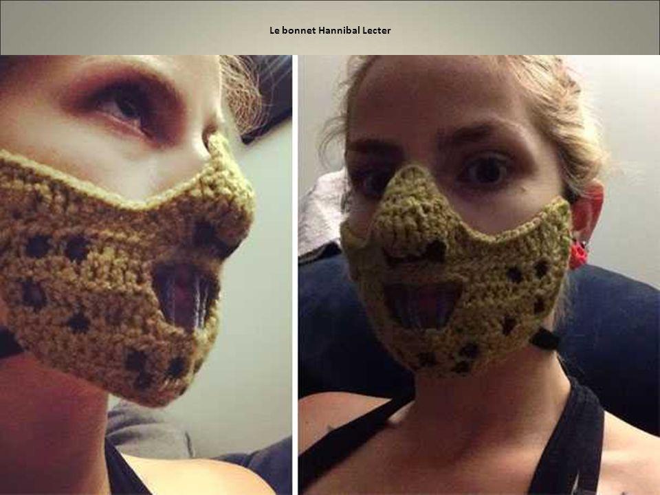 Le bonnet Hannibal Lecter