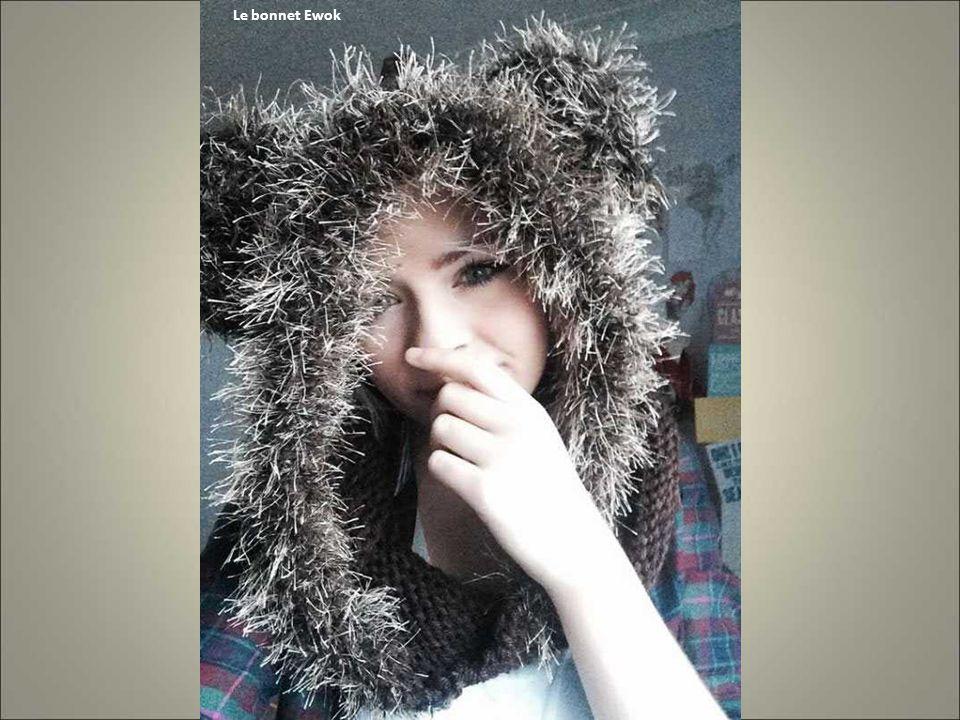 Le bonnet Ewok