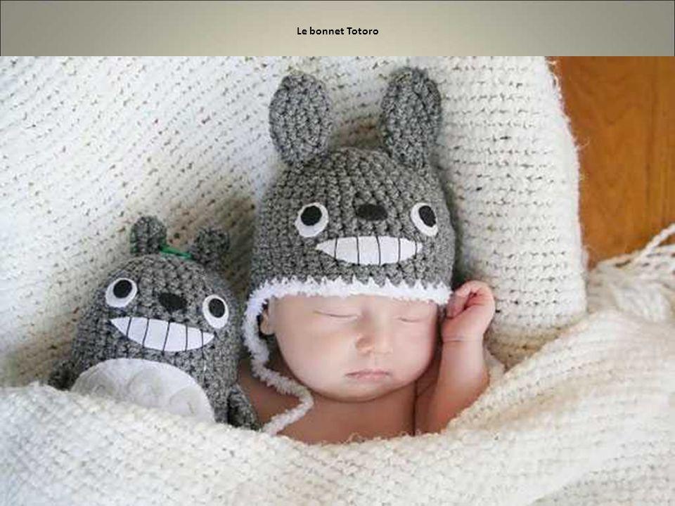 Le bonnet Totoro