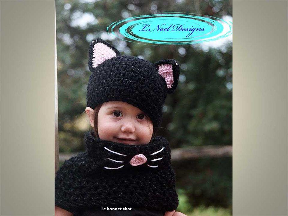 Le bonnet chat