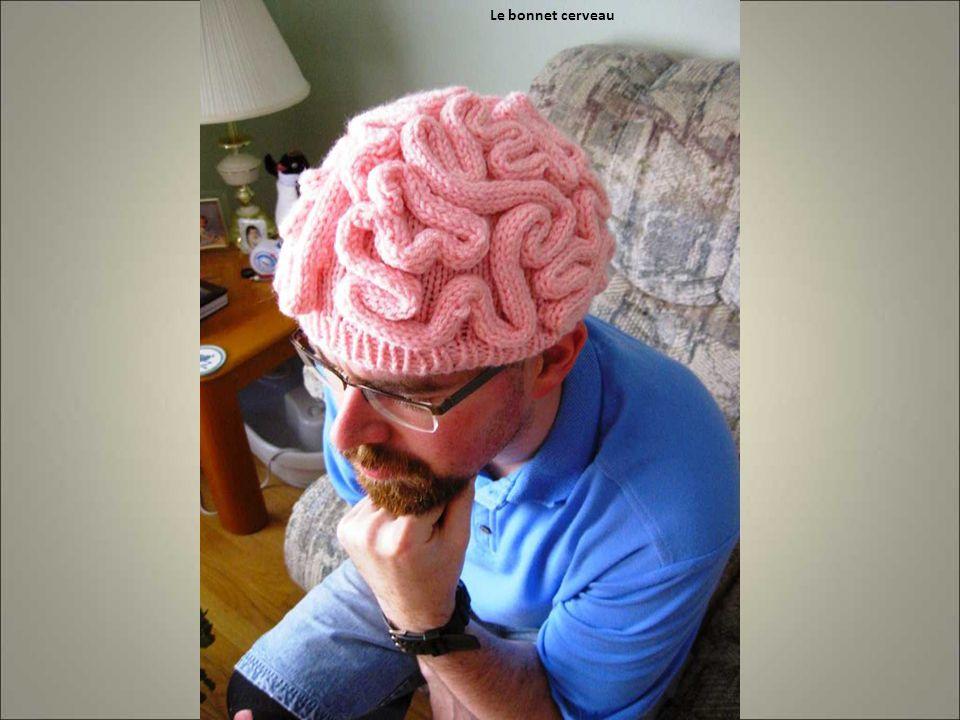 Le bonnet cerveau