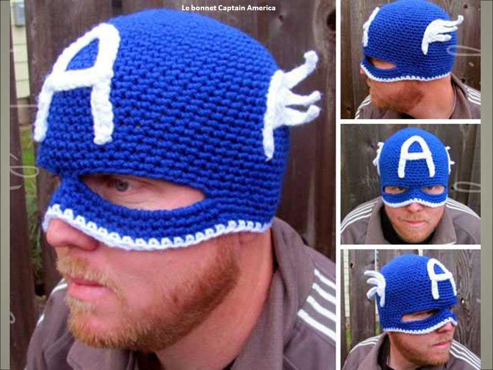 Le bonnet Captain America