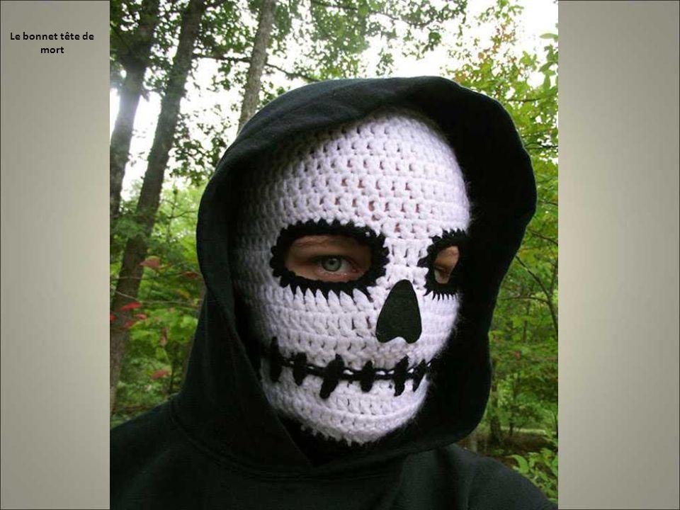 Le bonnet tête de mort