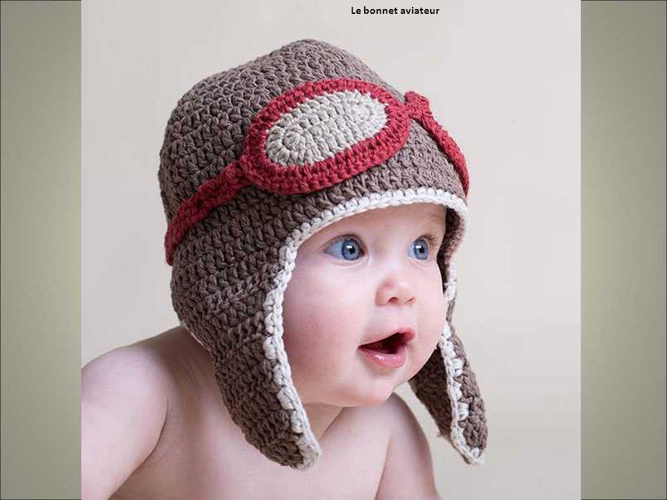 Le bonnet aviateur