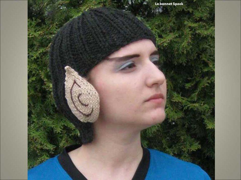 Le bonnet Spock