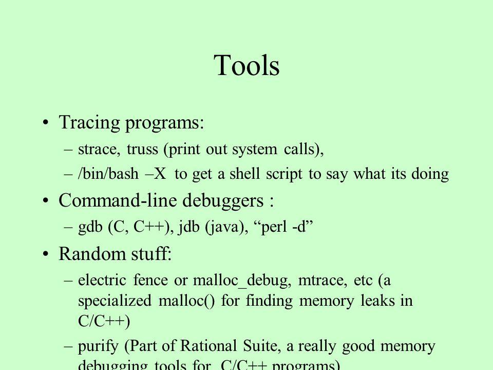 Performance & Programming Tuning Profiling Code tuning Refactoring