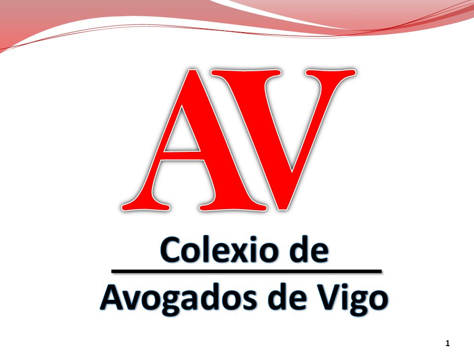 AV Colexio de Avogados de Vigo 2