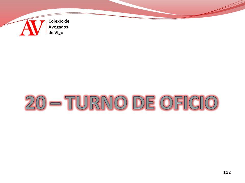AV Colexio de Avogados de Vigo 112