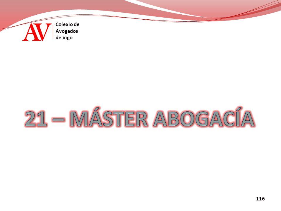 AV Colexio de Avogados de Vigo 116