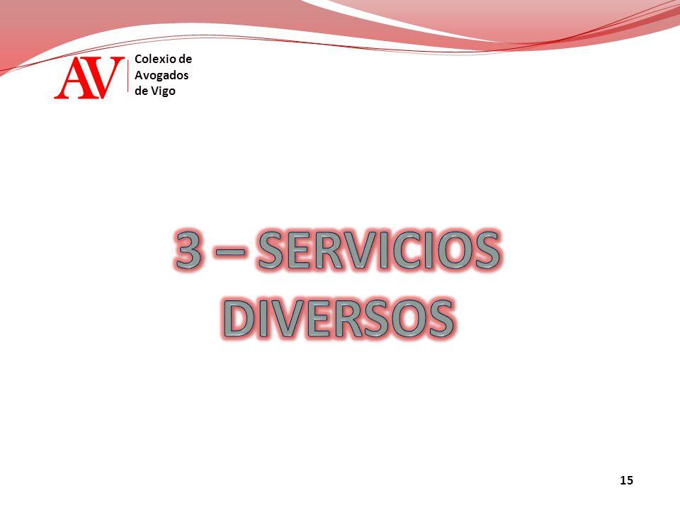 AV Colexio de Avogados de Vigo 15