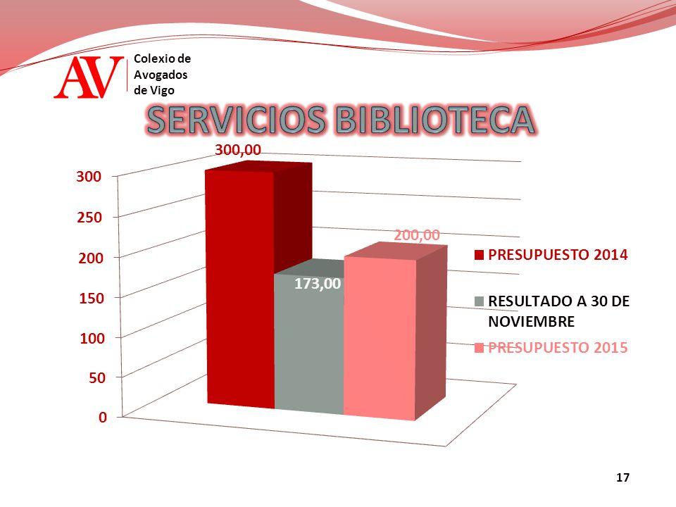 AV Colexio de Avogados de Vigo 17