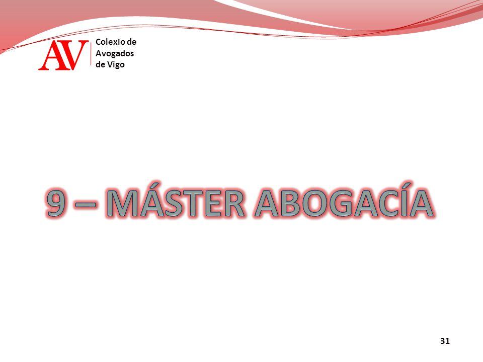 AV Colexio de Avogados de Vigo 31