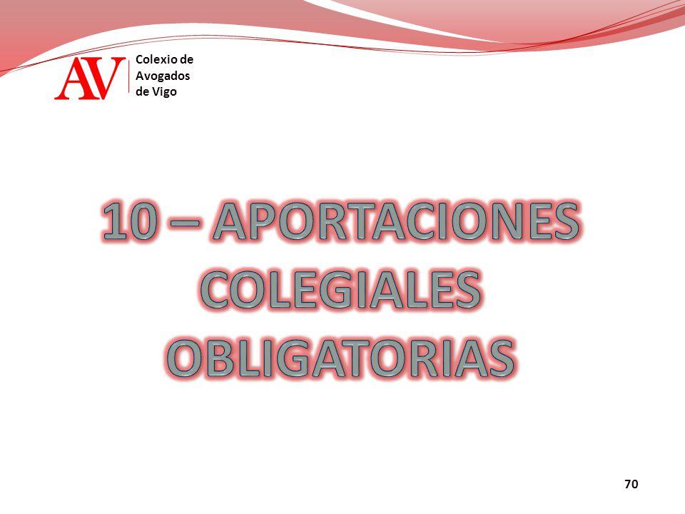 AV Colexio de Avogados de Vigo 70