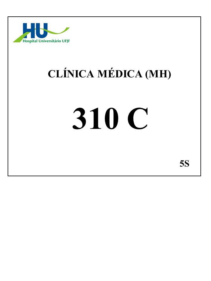 5S CLÍNICA MÉDICA (MH) 310 C
