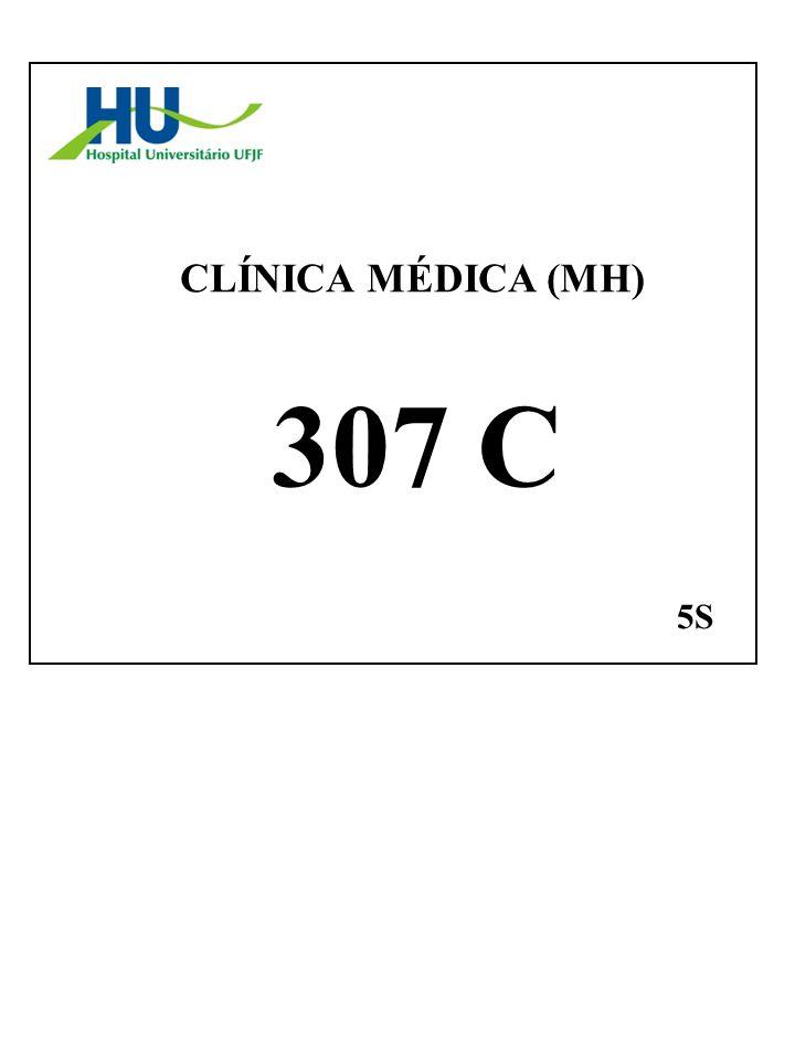 5S CLÍNICA MÉDICA (MH) 307 C