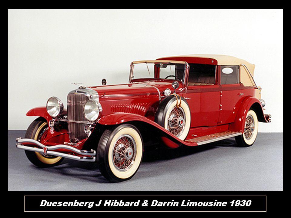 Rolls Royce Phantm II Hooper All Weather Tourer 1930