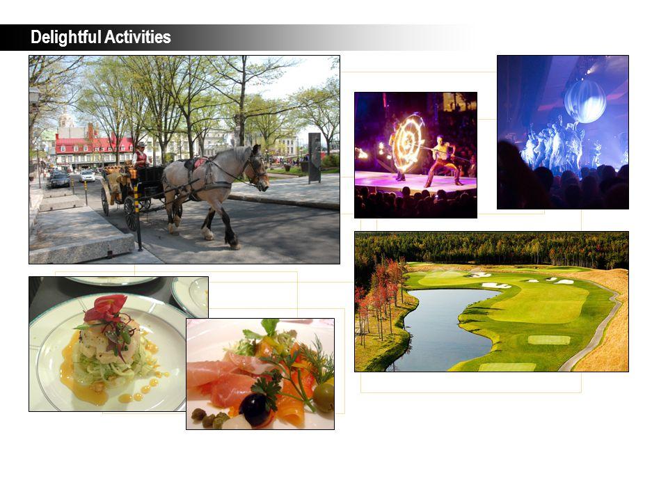 Delightful Activities