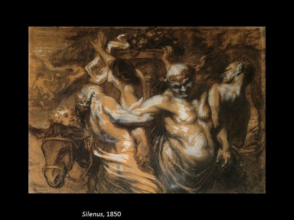 Silenus, 1850