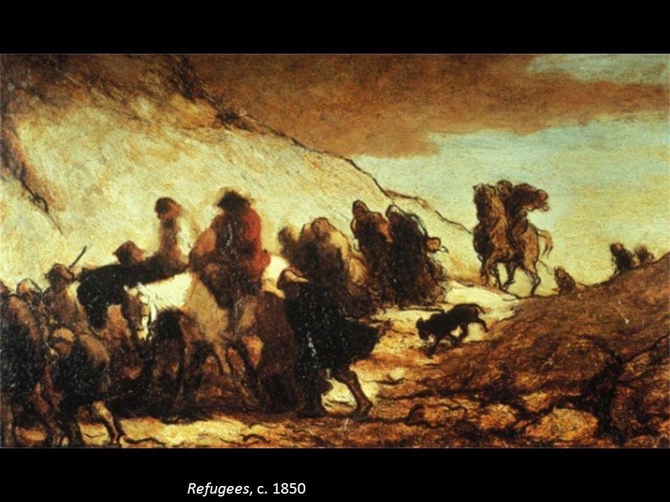 Refugees, c. 1850