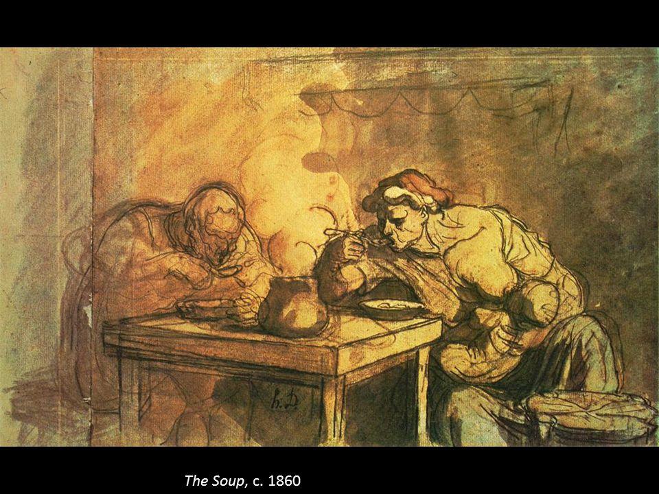 The Soup, c. 1860