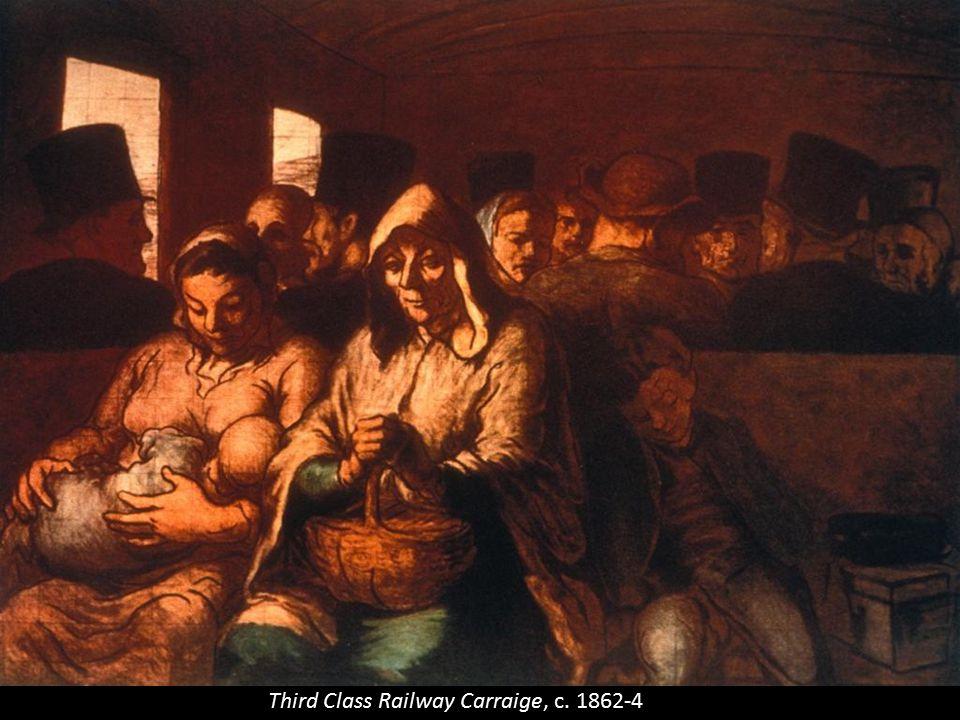 Third Class Railway Carraige, c. 1862-4