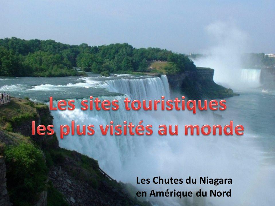 Les Chutes du Niagara en Amérique du Nord