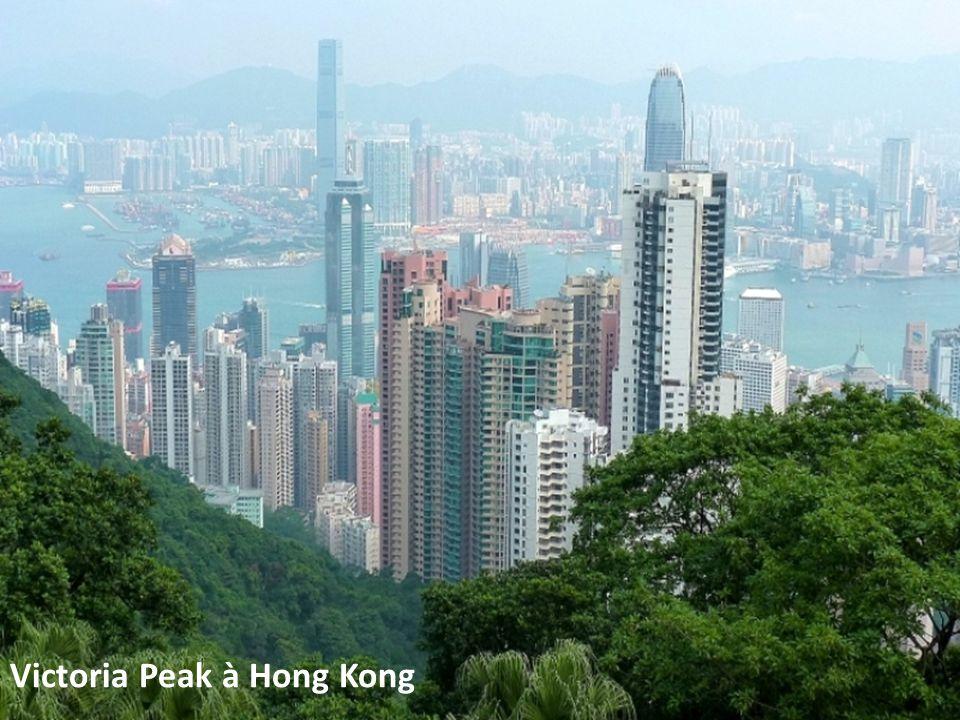 Tsim Sha Tsui Waterfront à Hong Kong