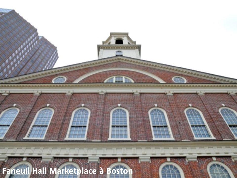 Faneuil Hall Marketplace à Boston