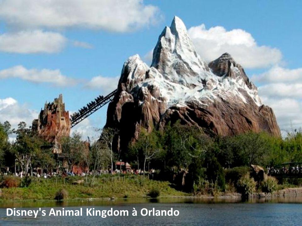 Disneyland de Tokyo au Japon