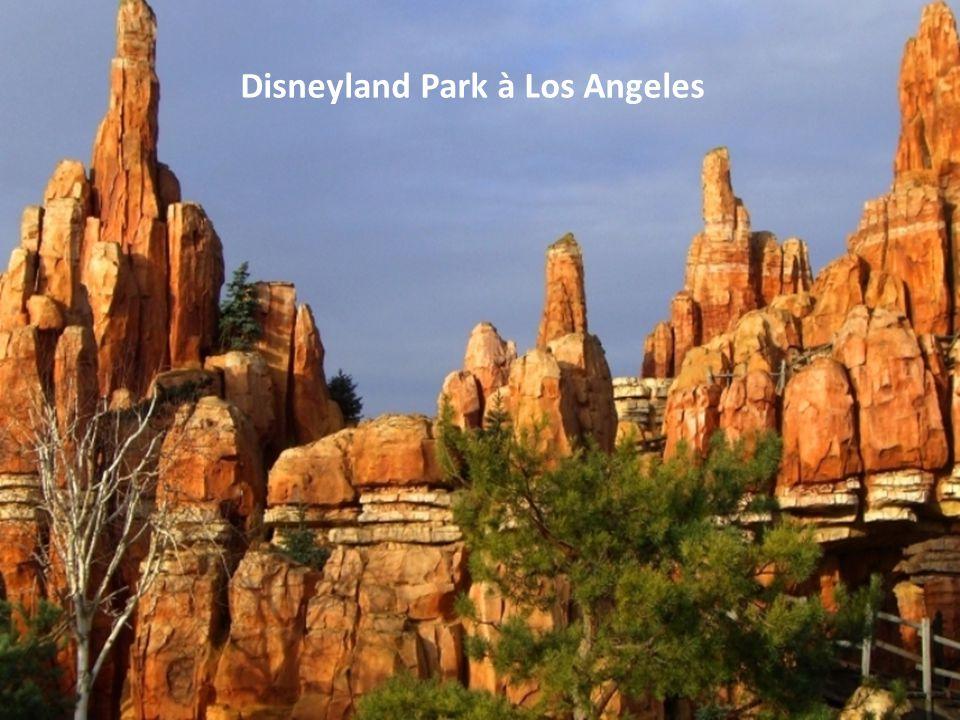Disneyland Park à Los Angeles