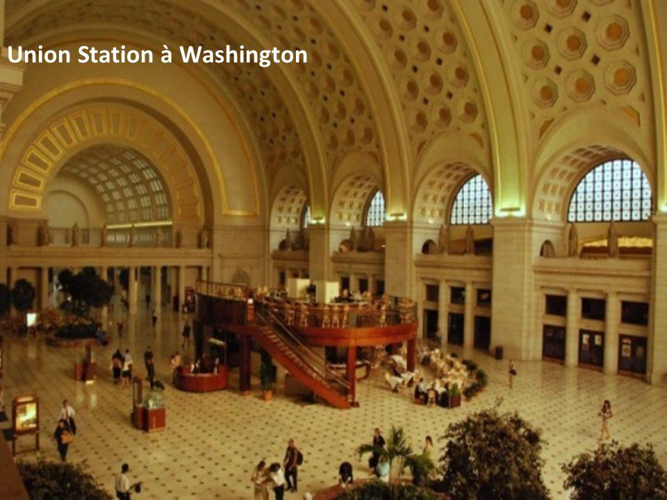 Union Station à Washington