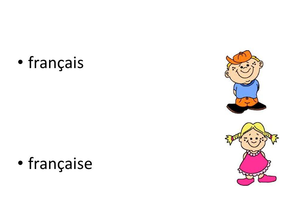 français française