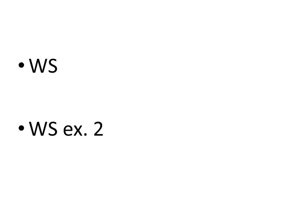 WS WS ex. 2