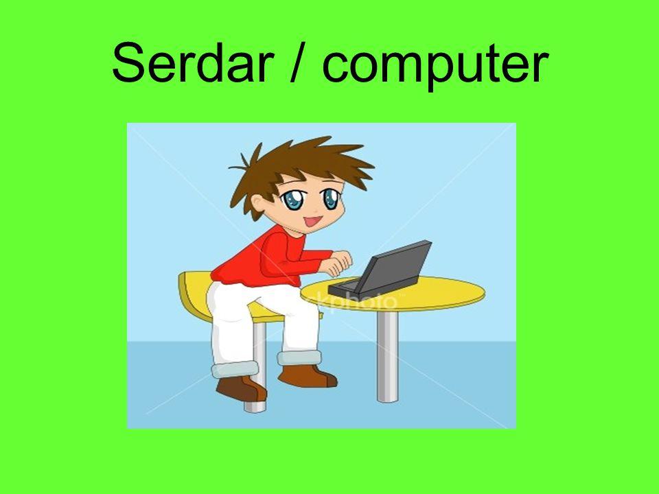 Serdar / computer
