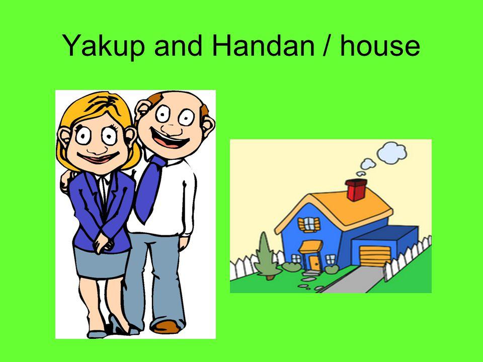 Yakup and Handan / house