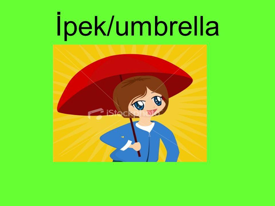 İpek/umbrella